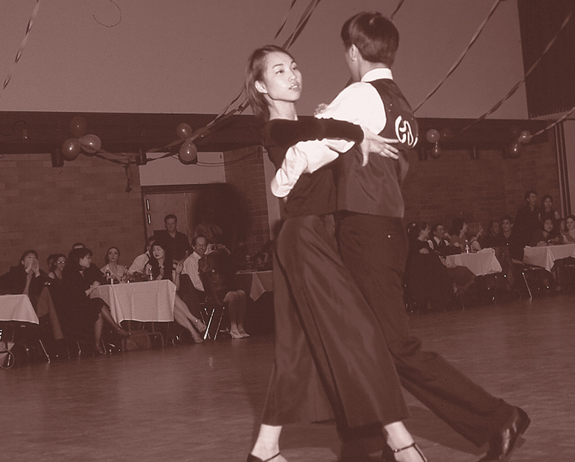 The Pain and Pleasure of Ballroom Dance