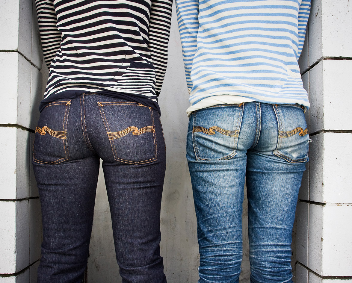 The Naked Truth About Denim