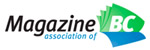 Magazine Association of BC's logo