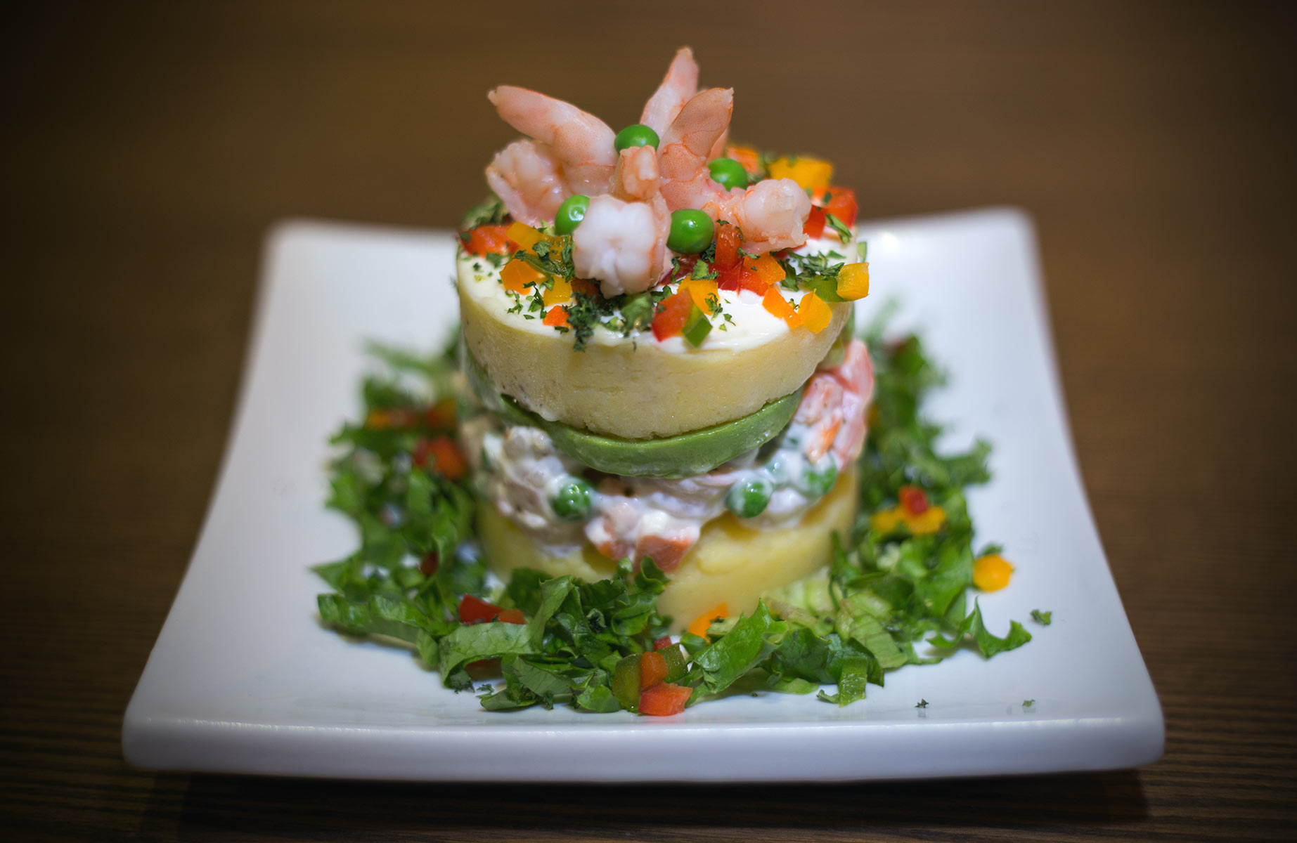 Authentic Peruvian Dishes at Silvestre Gusto Latino