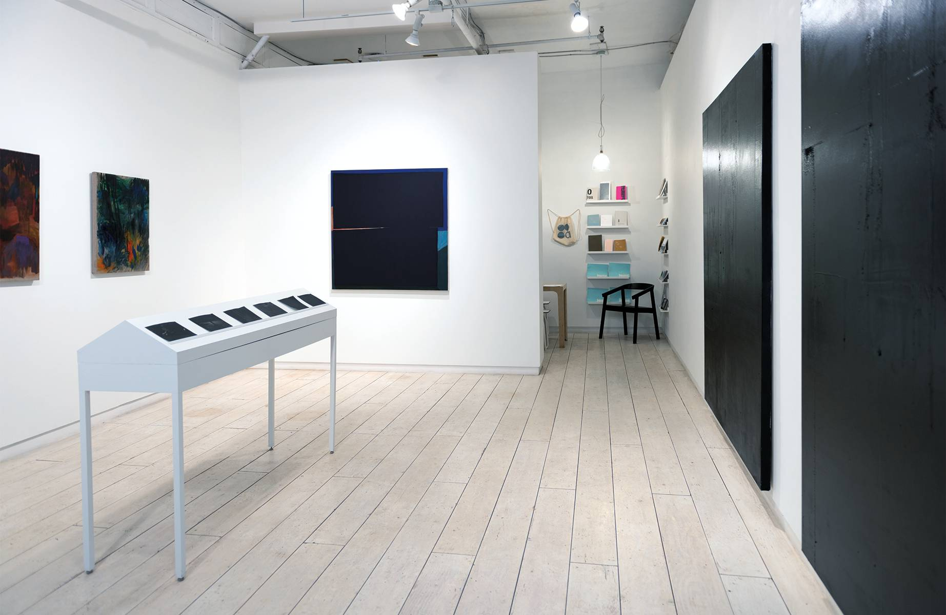 Access Gallery interior