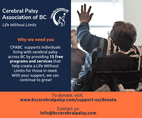 Cerebreal Palsy Association of BC